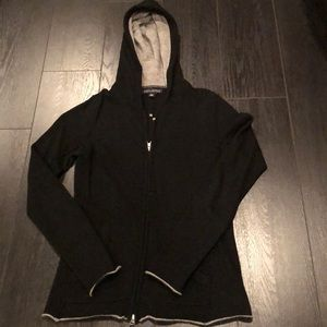 BR cashmere blend hoodie